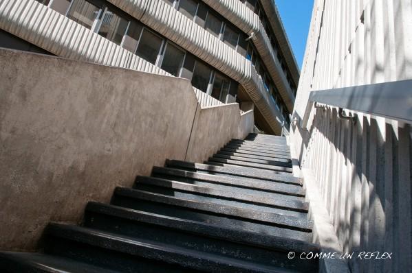 Suite photographique de La Défense, quintessence de l'architecture et paysage urbain.