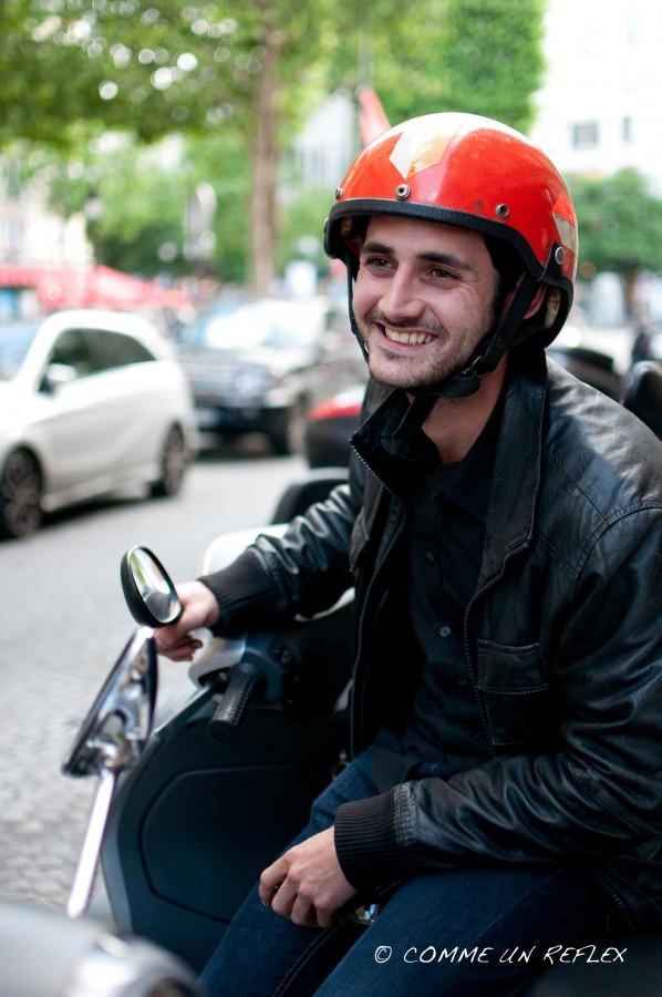 Portrait de rue à Paris DSC_9736