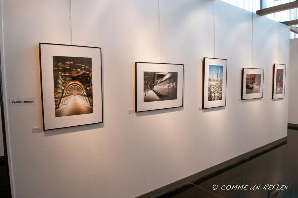Mes photos exposées au Salon de Courbevoie (Photographie), espace carpeaux. Mon-expo-2 7984