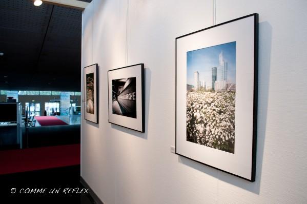 Mes photos exposées au Salon de Courbevoie (Photographie), espace carpeaux. Mon-expo-2 7990