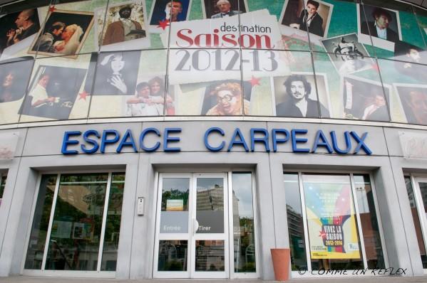 Mes photos exposées au Salon de Courbevoie (Photographie), espace carpeaux. Mon-expo-2 8008