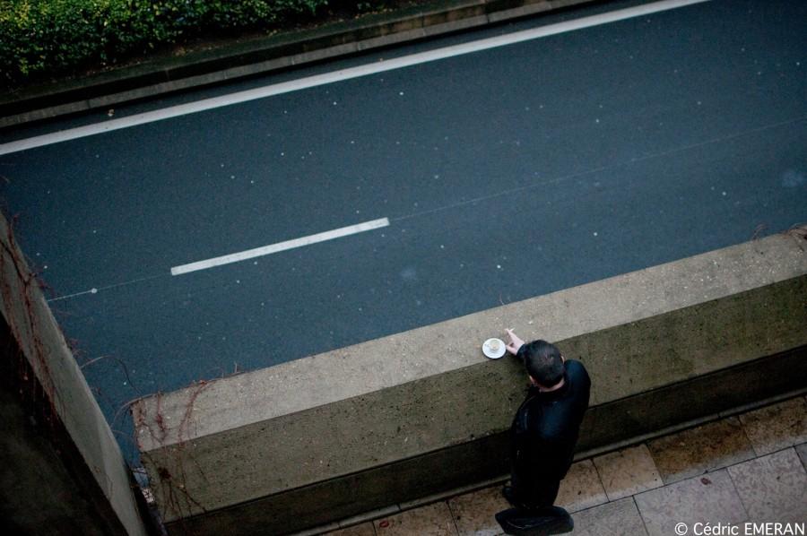 Petit café avant la journée