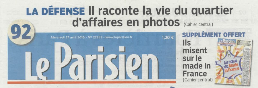 Couverture Parisien 92 - copie