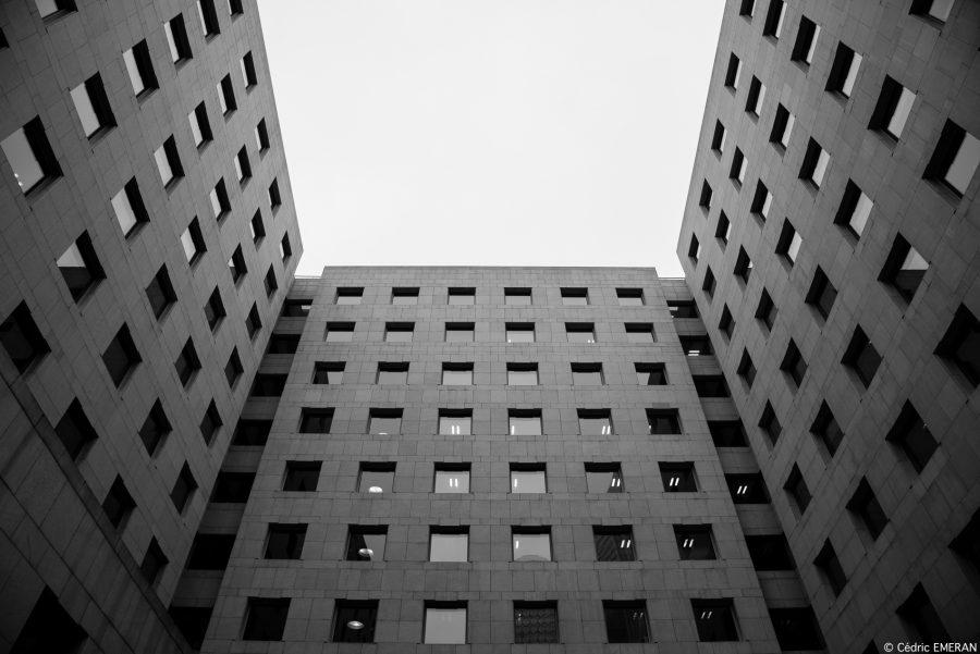 Noir et blanc comme un reflex for Cubi spaceo